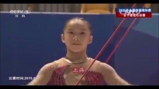 范憶琳 Fan Yilin UB EF 2015 CHN Nationals, Fuzhou