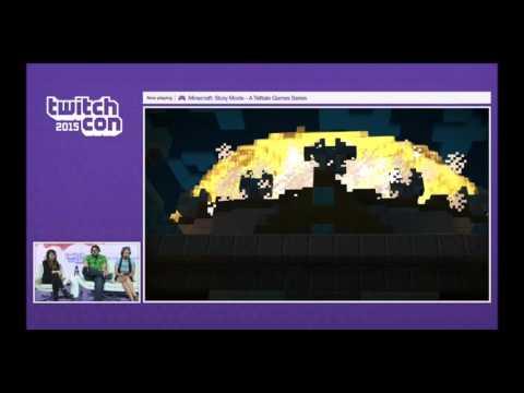 Геймплей игры Minecraft Story Mode разработчики показали на Twitchcon