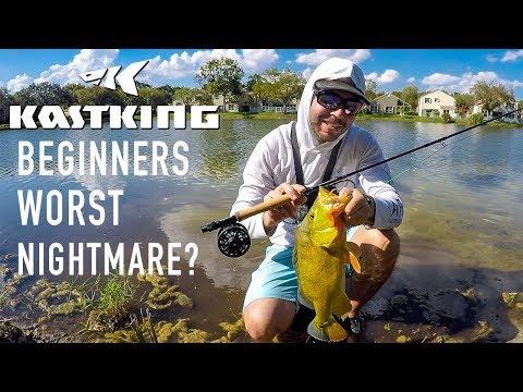 The Best BEGINNER Fly Fishing Combo? | KastKing Emergence