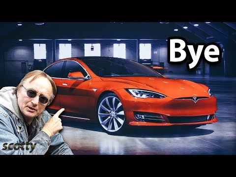 The End of Tesla Cars