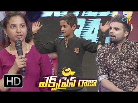 Express Raja | 20th April 2018 | Full Episode 415 | ETV Plus
