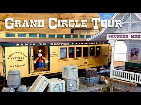 A Grand Circle Tour of the Thunder Mesa Mining Co