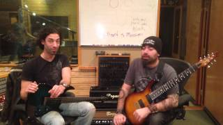 SchwarZenatoR Plays Carvin - Jingle All the Way (Studio Sessions)