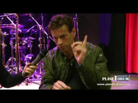 Thomas Lang - Miking a drumset - part 2