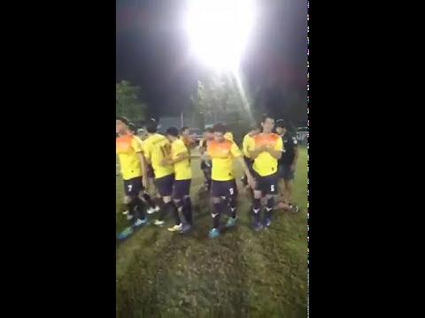สนามที่ 4 Chang Football Sevens 3 นัดชิงชนะเลิศ ทีมสนามหญ้าเทียม แม่ริม เอฟซี VS ทีมสบายดีสี่องศา
