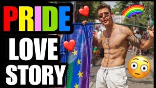 My LOVE STORY at GAY PRIDE! 😳🌈 **EMOTIONAL**