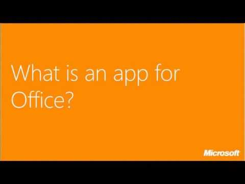 Office & SharePoint Garage: Apps for Office with Juan Balmor
