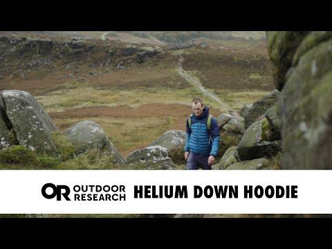 Outdoor Research - Helium Down Hoodie