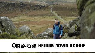 Outdoor Research - Helium Down Hoodie