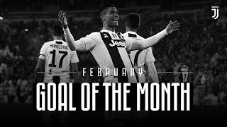 Juventus Goal of the Month | February 2019