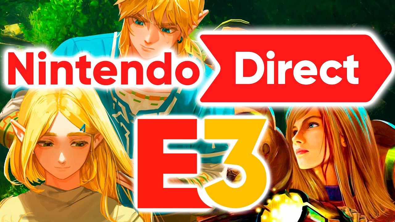 E3 2021 - The Best Nintendo Direct Ever?