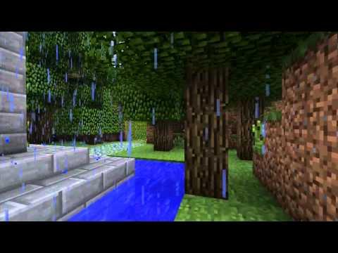Minecraft | Enchanting Tower Inside Hidden Grove
