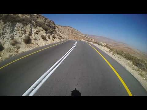 Trip in Palestine territories. Покатушка на территориях 2.11.18