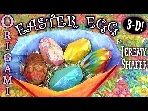 3-D Easter Egg