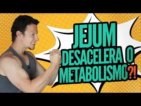 Jejum Intermitente Desacelera o Metabolismo?!