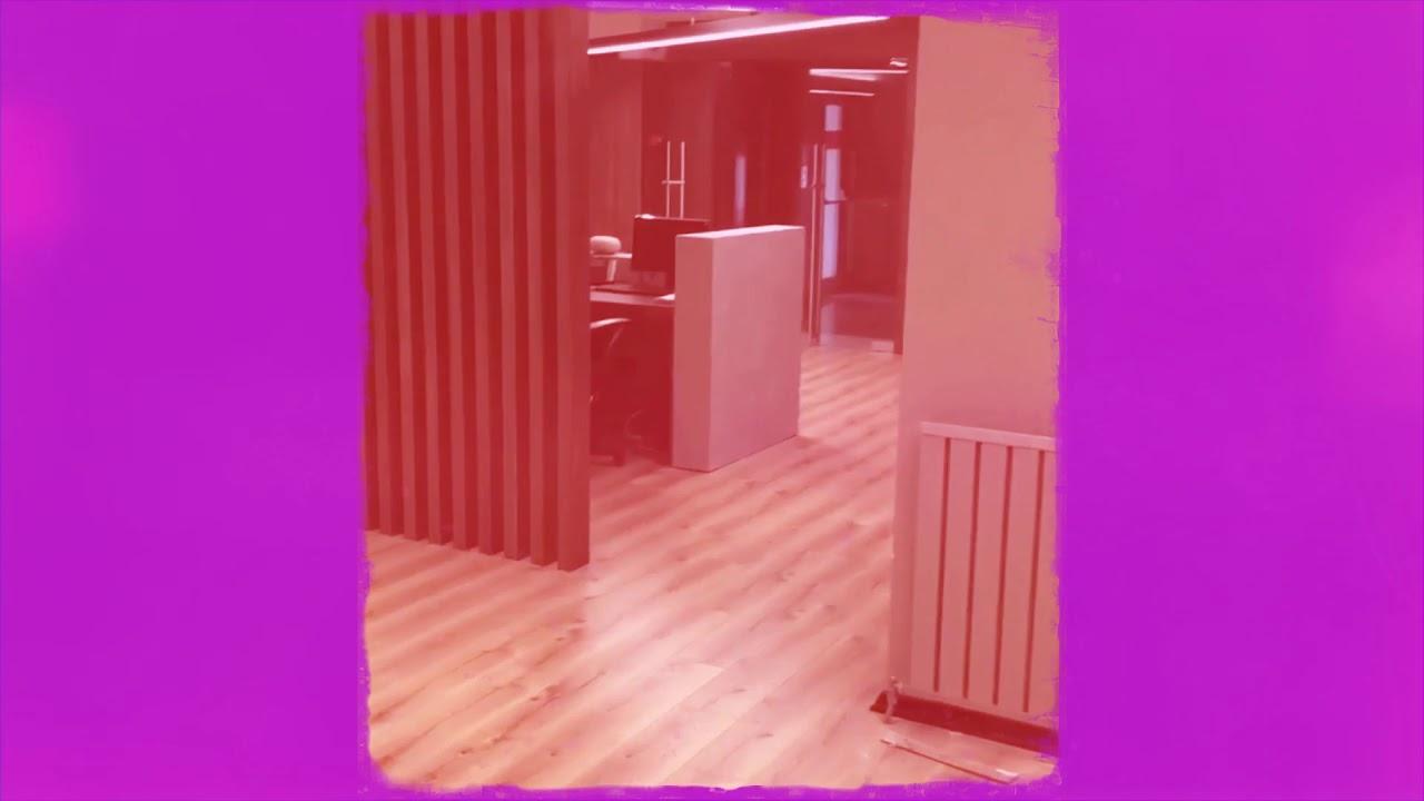 ofis bölme sistemleri uygulamalı cam bölme duvar projeleri