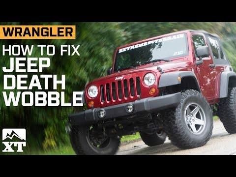 How to Survive and Fix Jeep Wrangler Death Wobble | What Is Death Wobble?