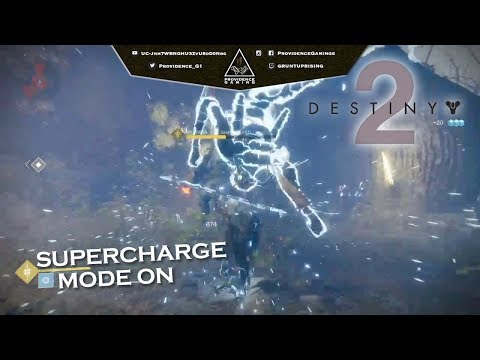 Providence Gaming - Destiny 2 - Plays of the Week 1 - Supercharge Mode On (04.10.17)