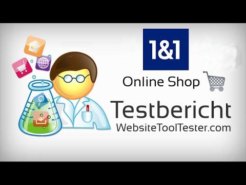 1&1 E-Shop Testbericht: International Verkaufen Wie Ein Profi?
