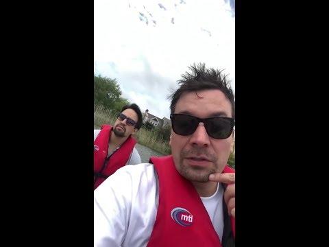 Jimmy Fallon & Lin-Manuel Miranda: Two Goats In A Boat