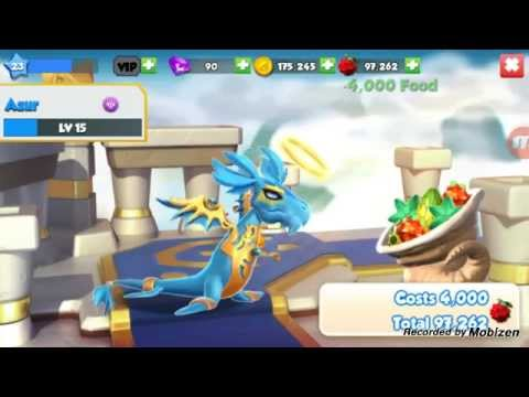 Dragon Mania Legends Archangel Dragon