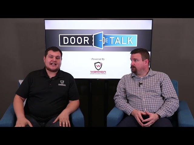 DOOR TALK Episode 31: DHI Update Part 1 with Cedric Calhoun, CEO
