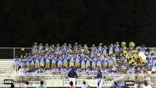 "Memphis Mass Band 2014 ""On My Grind"""