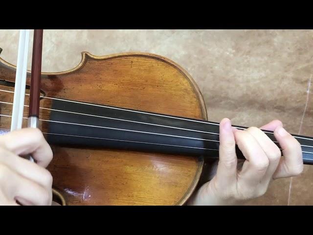 Ifstrings MBSE Guarneri del Gesu 1743 Cannone Special Edition~Sold