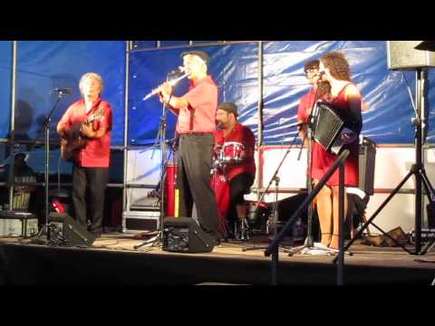 CREOLE SUMMER - SALSA NIGHT - Goetheanlagen Neuwied  29.08.2015 Part3