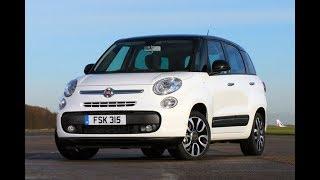 Fiat 500L MPW 2017 Car Review