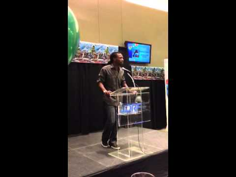 Rashean Mathis helps kick off Walk to Cure Diabetes