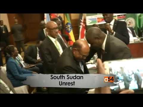 South Sudan Leaders Update