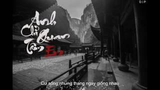 ♡ [LYRIC] Anh chỉ quan tâm em( 我只在乎你 ) - Minh Quân ( Vietnamese version ) ♡