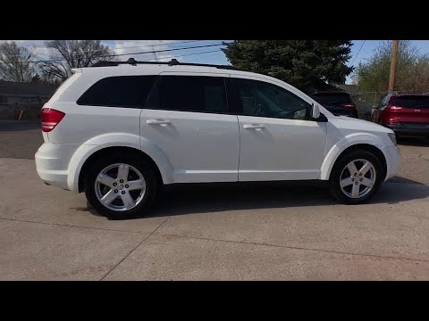 2010 Dodge Journey Great Falls, Helena, Havre and Lewistown, ID AT138736W