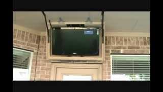 Retractable Tv Mount