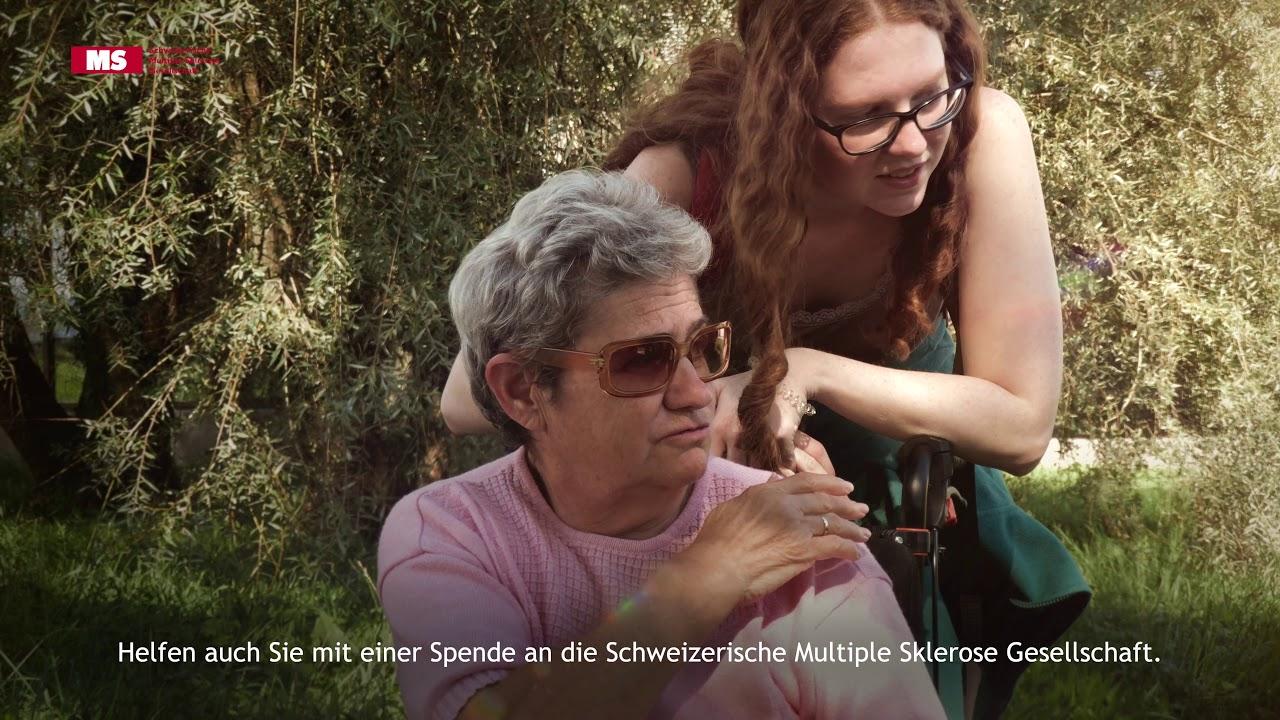 Schweiz. MS-Gesellschaft - Wir sind für Sie da