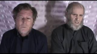 طالبان الأفغانية تنشر تسجيلاً مصوراً لرهينتين أمريكي وإسترالي