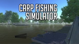 Carp Fishing Simulator PC Gameplay [Early Access] [60FPS].