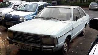 Carros Órfãos - Ford Corcel II