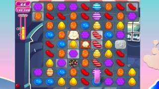Candy Crush Saga Level 838 BEAT IN 11 MOVES!