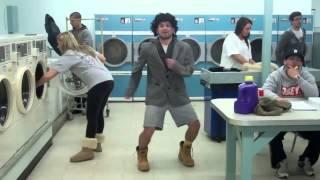 Harlem Shake WVU Laundry