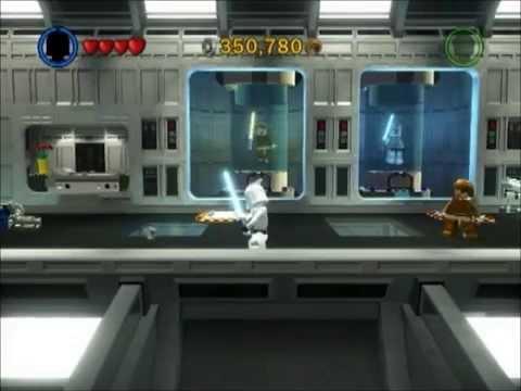 Lego Star Wars Iii The Clone Wars Custom Characters Youtube
