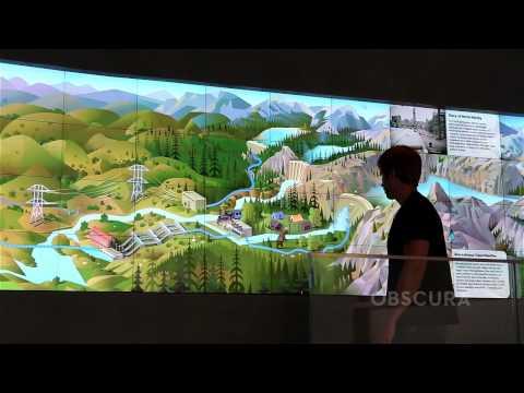 San Francisco Public Utilities Commission Digital Arts Panorama