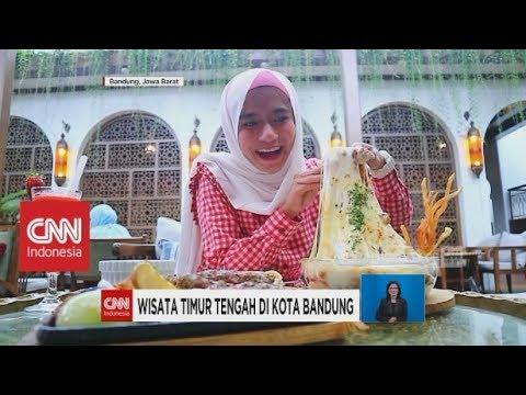 Wisata Timur Tengah di Kota Bandung