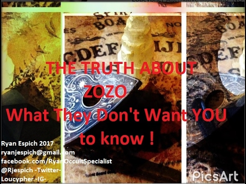Sunday's With Satan!  ZoZo UNMASKED as FAKE + Crystals and Stones for Spiritual Development