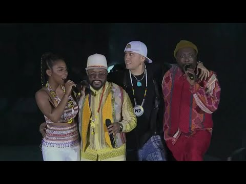 The Black Eyed Peas (Full Performance) | 30th SEA Games Philippines 2019 Closing Ceremony