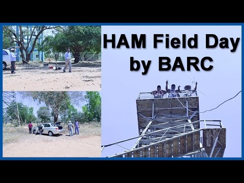 HAM Field Day by Bangalore Amateur Radio Club