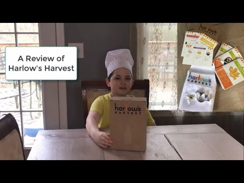 Harlow's Harvest Subscription Box For Kids