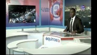 JOURNAL  20h - ÉQUINOXE TV DU  VENDREDI 15 DÉCEMBRE 2017