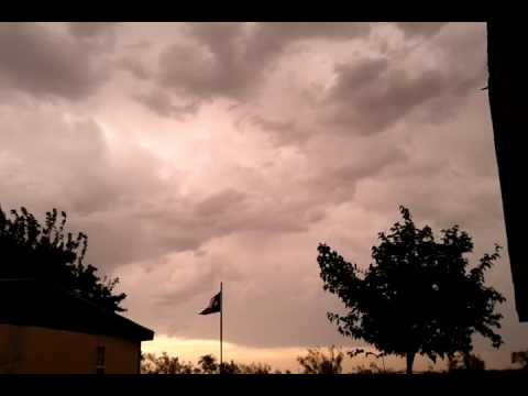 odessa lightening thunder storm rain weather bolts 4